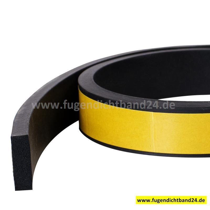 50 meter epdm vierkantprofil 12mmx12mm einseitig selbstklebend ca. Black Bedroom Furniture Sets. Home Design Ideas