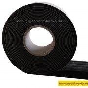 HSF Multiband 2,5-9mm schwarz 9,4m Rolle verschiedene Breiten 1050 Pa